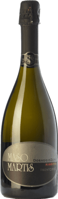 29,95 € Free Shipping   White sparkling Maso Martis Dosaggio Zero Riserva Reserva 2010 D.O.C. Trento Trentino Italy Pinot Black, Chardonnay Bottle 75 cl.   Thousands of wine lovers trust us to get the best price guarantee, free shipping always and hassle-free shopping and returns.