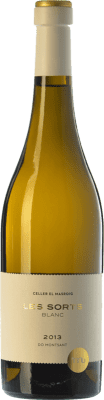 13,95 € Envío gratis   Vino blanco Masroig Les Sorts Blanc Crianza D.O. Montsant Cataluña España Garnacha Blanca Botella 75 cl