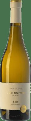 13,95 € Free Shipping | White wine Masroig Les Sorts Blanc Crianza D.O. Montsant Catalonia Spain Grenache White Bottle 75 cl