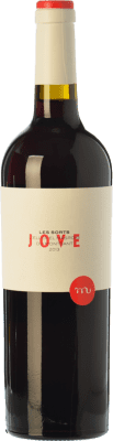 7,95 € Free Shipping | Red wine Masroig Les Sorts Jove Joven D.O. Montsant Catalonia Spain Syrah, Grenache, Carignan Bottle 75 cl
