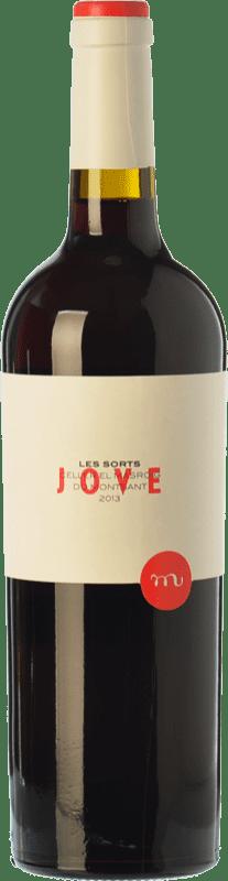 6,95 € Free Shipping | Red wine Masroig Les Sorts Jove Joven D.O. Montsant Catalonia Spain Syrah, Grenache, Carignan Bottle 75 cl