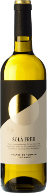 9,95 € Free Shipping | White wine Masroig Solà Fred Blanc Joven D.O. Montsant Catalonia Spain Grenache White, Macabeo Bottle 75 cl