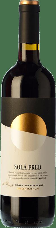 8,95 € Envío gratis   Vino tinto Masroig Solà Fred Negre Joven D.O. Montsant Cataluña España Samsó Botella 75 cl
