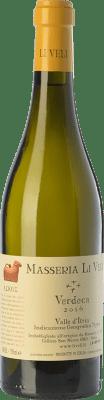 18,95 € Free Shipping | White wine Li Veli Askos Verdeca I.G.T. Valle d'Itria Puglia Italy Fiano, Verdeca Bottle 75 cl