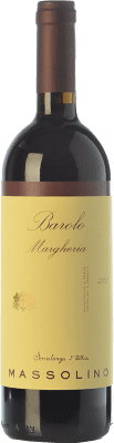 58,95 € Free Shipping | Red wine Massolino Margheria D.O.C.G. Barolo Piemonte Italy Nebbiolo Bottle 75 cl