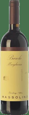 52,95 € Kostenloser Versand | Rotwein Massolino Margheria D.O.C.G. Barolo Piemont Italien Nebbiolo Flasche 75 cl