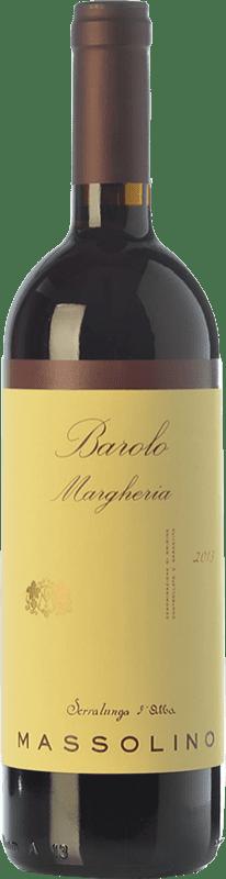 52,95 € Envío gratis | Vino tinto Massolino Margheria D.O.C.G. Barolo Piemonte Italia Nebbiolo Botella 75 cl