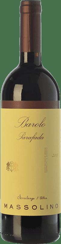 52,95 € Envoi gratuit | Vin rouge Massolino Parafada D.O.C.G. Barolo Piémont Italie Nebbiolo Bouteille 75 cl