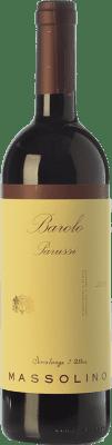 53,95 € Envío gratis | Vino tinto Massolino Parussi D.O.C.G. Barolo Piemonte Italia Nebbiolo Botella 75 cl