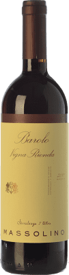 109,95 € Free Shipping | Red wine Massolino Riserva Vigna Rionda Reserva 2011 D.O.C.G. Barolo Piemonte Italy Nebbiolo Bottle 75 cl