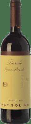 89,95 € Envío gratis | Vino tinto Massolino Riserva Vigna Rionda Reserva D.O.C.G. Barolo Piemonte Italia Nebbiolo Botella 75 cl