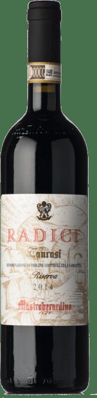 46,95 € Free Shipping   Red wine Mastroberardino Radici Riserva Reserva D.O.C.G. Taurasi Campania Italy Aglianico Bottle 75 cl