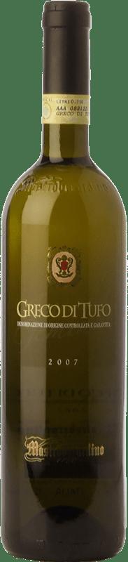 12,95 € Free Shipping   White wine Mastroberardino D.O.C.G. Greco di Tufo Campania Italy Greco Bottle 75 cl