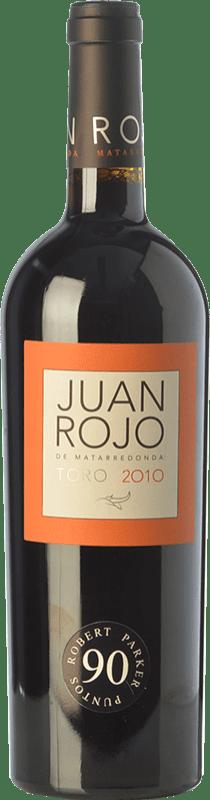 12,95 € Free Shipping | Red wine Matarredonda Juan Rojo Joven D.O. Toro Castilla y León Spain Tinta de Toro Bottle 75 cl