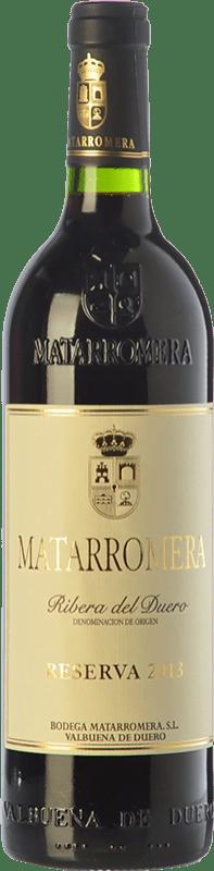 392,95 € Free Shipping | Red wine Matarromera Reserva 1995 D.O. Ribera del Duero Castilla y León Spain Tempranillo Bottle 75 cl