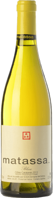 46,95 € Free Shipping | White wine Matassa Blanc Crianza I.G.P. Vin de Pays Côtes Catalanes Languedoc-Roussillon France Grenache Grey, Macabeo Bottle 75 cl