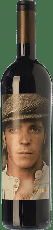 19,95 € Kostenloser Versand | Rotwein Matsu El Pícaro Joven D.O. Toro Kastilien und León Spanien Tinta de Toro Magnum-Flasche 1,5 L