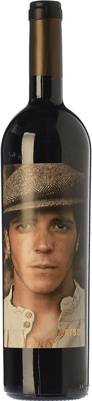 19,95 € Envío gratis | Vino tinto Matsu El Pícaro Joven D.O. Toro Castilla y León España Tinta de Toro Botella Mágnum 1,5 L
