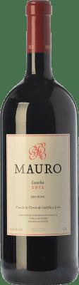 76,95 € Envoi gratuit | Vin rouge Mauro Crianza I.G.P. Vino de la Tierra de Castilla y León Castille et Leon Espagne Tempranillo, Syrah Bouteille Magnum 1,5 L