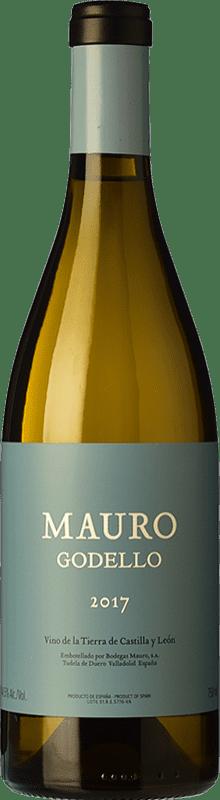 54,95 € Envoi gratuit | Vin blanc Mauro Crianza I.G.P. Vino de la Tierra de Castilla y León Castille et Leon Espagne Godello Bouteille 75 cl