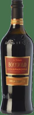 8,95 € Free Shipping | Sweet wine Medici Ermete Dolce Bocciolo D.O.C. Lambrusco Grasparossa di Castelvetro Emilia-Romagna Italy Lambrusco Grasparossa Bottle 75 cl
