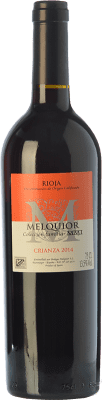 8,95 € Free Shipping | Red wine Melquior Crianza D.O.Ca. Rioja The Rioja Spain Tempranillo Bottle 75 cl