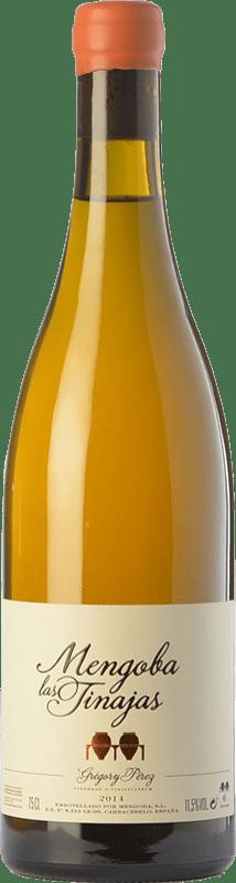 48,95 € Free Shipping | White wine Mengoba Las Tinajas D.O. Bierzo Castilla y León Spain Godello Bottle 75 cl