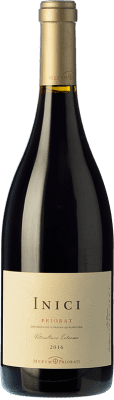 19,95 € Free Shipping | Red wine Merum Priorati Inici Crianza D.O.Ca. Priorat Catalonia Spain Syrah, Grenache, Cabernet Sauvignon, Carignan Bottle 75 cl