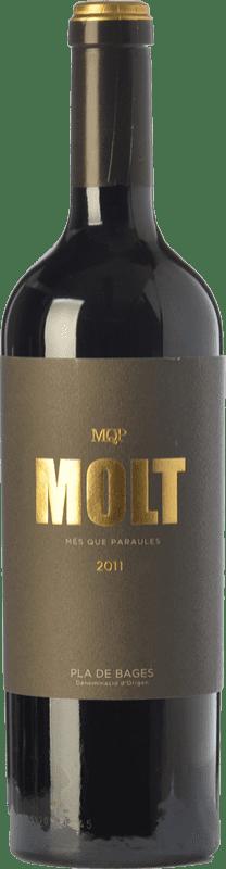 28,95 € Envío gratis   Vino tinto Més Que Paraules Molt Crianza D.O. Pla de Bages Cataluña España Cabernet Sauvignon Botella 75 cl