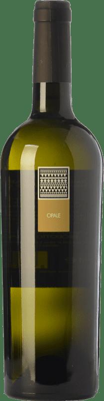 19,95 € Envoi gratuit | Vin blanc Mesa Opale D.O.C. Vermentino di Sardegna Sardaigne Italie Vermentino Bouteille 75 cl