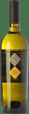 8,95 € Envoi gratuit | Vin blanc Mesa Primo Bianco D.O.C. Vermentino di Sardegna Sardaigne Italie Vermentino Bouteille 75 cl