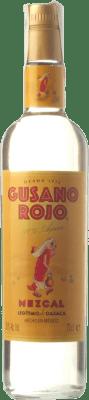 19,95 € Free Shipping | Mezcal Mezcales de Gusano Gusano Rojo Mexico Bottle 70 cl
