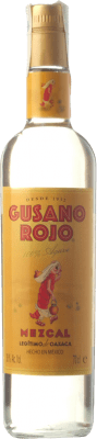 19,95 € Kostenloser Versand | Mezcal Mezcales de Gusano Gusano Rojo Mexiko Flasche 70 cl