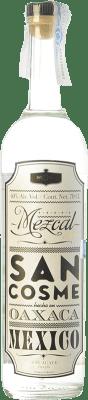 47,95 € Free Shipping | Mezcal Mezcales de Oaxaca San Cosme Mexico Bottle 70 cl