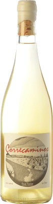 22,95 € Free Shipping | White wine Microbio Ismael Gozalo Correcaminos Spain Verdejo Bottle 75 cl