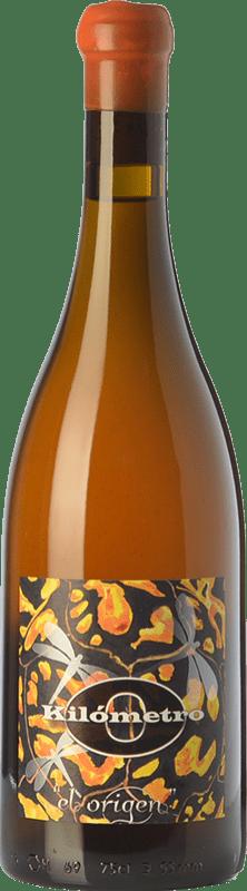 25,95 € Free Shipping | White wine Microbio Ismael Gozalo KM0 El Origen Crianza Spain Verdejo Bottle 75 cl