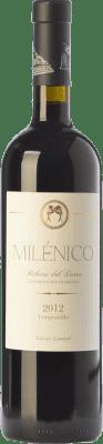 45,95 € Free Shipping | Red wine Milénico Crianza D.O. Ribera del Duero Castilla y León Spain Tempranillo Bottle 75 cl