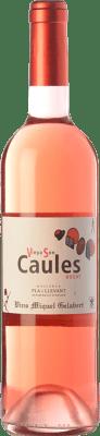 9,95 € Envoi gratuit | Vin rose Miquel Gelabert Vinya Son Caules Rosat D.O. Pla i Llevant Îles Baléares Espagne Tempranillo, Syrah, Pinot Noir, Callet, Mantonegro Bouteille 75 cl