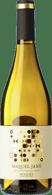 12,95 € Free Shipping | White wine Miquel Jané D.O. Penedès Catalonia Spain Sauvignon White Bottle 75 cl