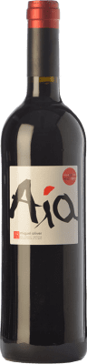 25,95 € Free Shipping | Red wine Miquel Oliver Aía Crianza D.O. Pla i Llevant Balearic Islands Spain Merlot Bottle 75 cl