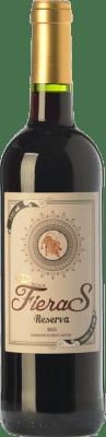 8,95 € Kostenloser Versand | Rotwein Mondo Lirondo Casa de Fieras Reserva D.O.Ca. Rioja La Rioja Spanien Tempranillo, Grenache, Graciano Flasche 75 cl