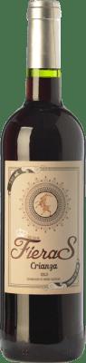 7,95 € Kostenloser Versand | Rotwein Mondo Lirondo Casa de Fieras Crianza D.O.Ca. Rioja La Rioja Spanien Tempranillo, Grenache Flasche 75 cl
