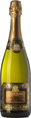 23,95 € Free Shipping | White sparkling Monte Rossa P.R. Brut D.O.C.G. Franciacorta Lombardia Italy Chardonnay Bottle 75 cl. | Thousands of wine lovers trust us to get the best price guarantee, free shipping always and hassle-free shopping and returns.