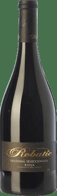 38,95 € Free Shipping   Red wine Montealto Robatie Vendimia Seleccionada Crianza D.O.Ca. Rioja The Rioja Spain Tempranillo Bottle 75 cl