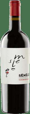 12,95 € 免费送货   红酒 Montebaco Semele Crianza D.O. Ribera del Duero 卡斯蒂利亚莱昂 西班牙 Tempranillo, Merlot 瓶子 75 cl