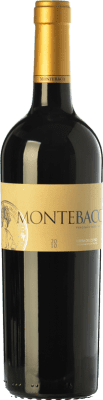 28,95 € Free Shipping | Red wine Montebaco Vendimia Seleccionada Crianza 2010 D.O. Ribera del Duero Castilla y León Spain Tempranillo, Merlot Bottle 75 cl. | Thousands of wine lovers trust us to get the best price guarantee, free shipping always and hassle-free shopping and returns.