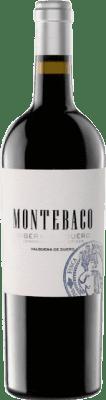 19,95 € 免费送货   红酒 Montebaco Crianza D.O. Ribera del Duero 卡斯蒂利亚莱昂 西班牙 Tempranillo 瓶子 75 cl