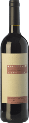 25,95 € Free Shipping | Red wine Montepeloso A Quo I.G.T. Toscana Tuscany Italy Grenache, Cabernet Sauvignon, Sangiovese, Moristel, Montepulciano Bottle 75 cl