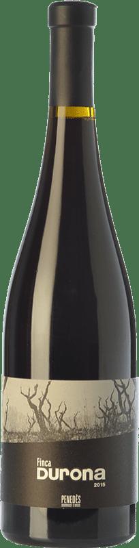 15,95 € Envoi gratuit | Vin rouge Mont-Rubí Finca Durona Crianza D.O. Penedès Catalogne Espagne Merlot, Syrah, Grenache, Carignan, Sumoll Bouteille 75 cl