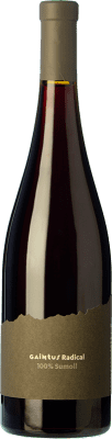 15,95 € Free Shipping | Red wine Mont-Rubí Gaintus Radical Joven D.O. Penedès Catalonia Spain Sumoll Bottle 75 cl